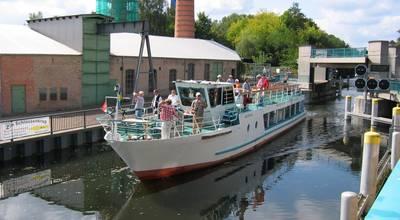 Mehr zu Fahrgastschifffahrt Oderberg