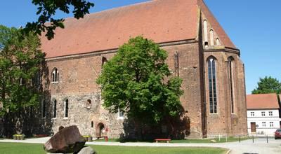 Mehr zu Franziskanerkloster Angermünde