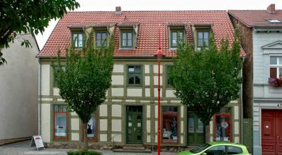Mehr zu Ferienwohnung An der Himmelsleiter historische Altstadt Angermünde